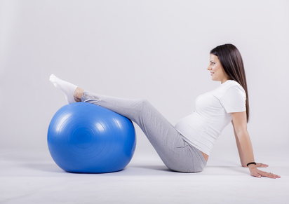 Pilates During Pregnancy - Pregnancy Exercises