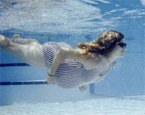 Swimming During Pregnancy - Pregnancy Exercises