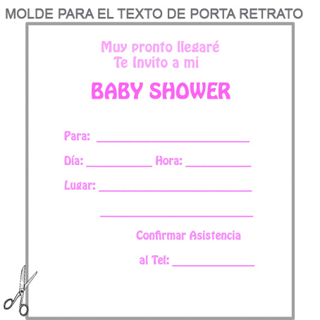 Tarjetas Baby Shower Advice For Pregnant Moms
